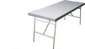 Mesas De Aluminio Nkde Alquiler De Mesas Espectà Culos Levante