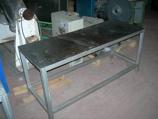 Mesas De Aluminio Nkde Mesas De Aluminio Y Acero Inoxidable Ref Laboratorios