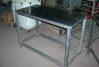 Mesas De Aluminio Zwd9 Mesas De Aluminio Ref Almacenaje Y Logà Stica Mesas De
