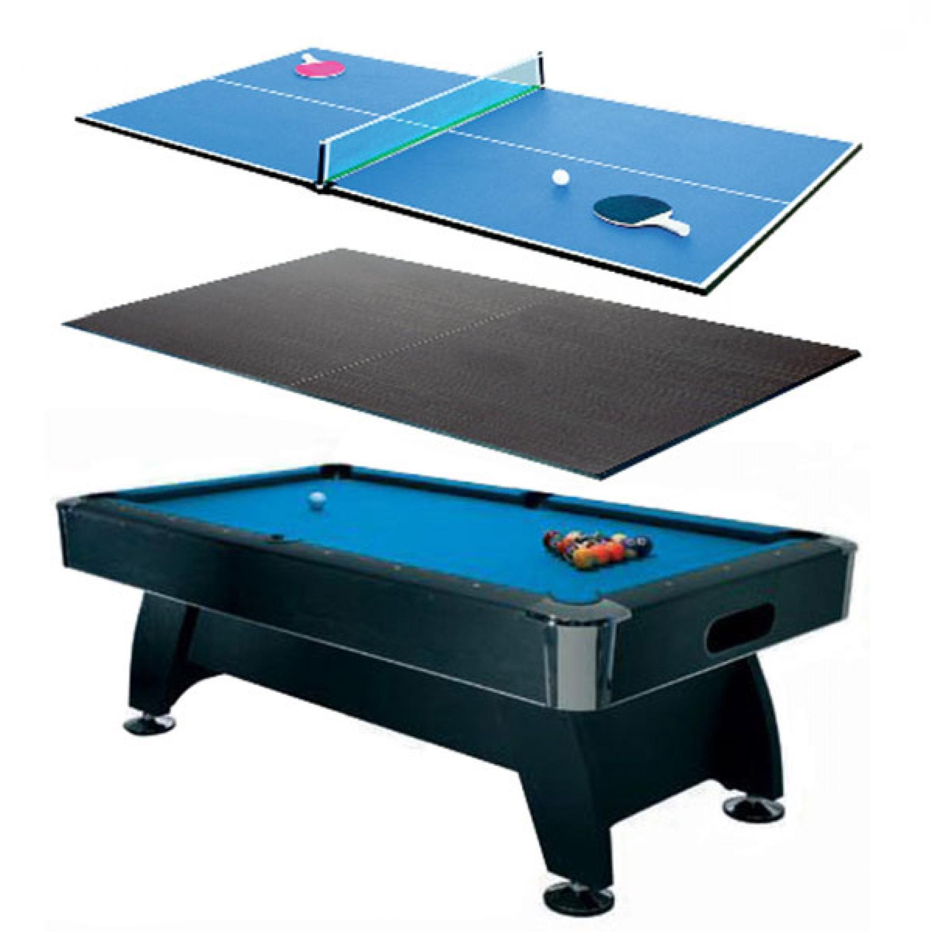 Mesas De Billar Baratas 87dx Mesa Billar Deluxe 3 En 1 Ping Pong Plus