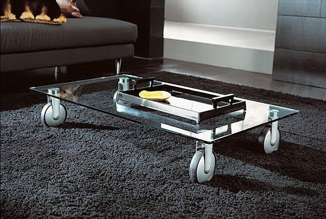 Mesas De Centro Con Ruedas Irdz Revista Muebles Mobiliario De Diseà O