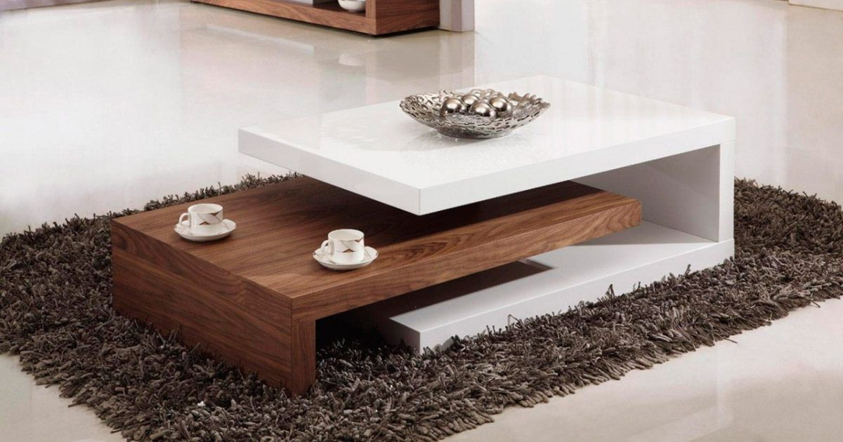 Mesas De Centro E6d5 Mesas De Centro Modernas Muebles Table
