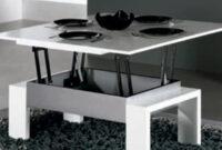 Mesas De Centro Salon 87dx Mesa Centro Elevable Y Extensible