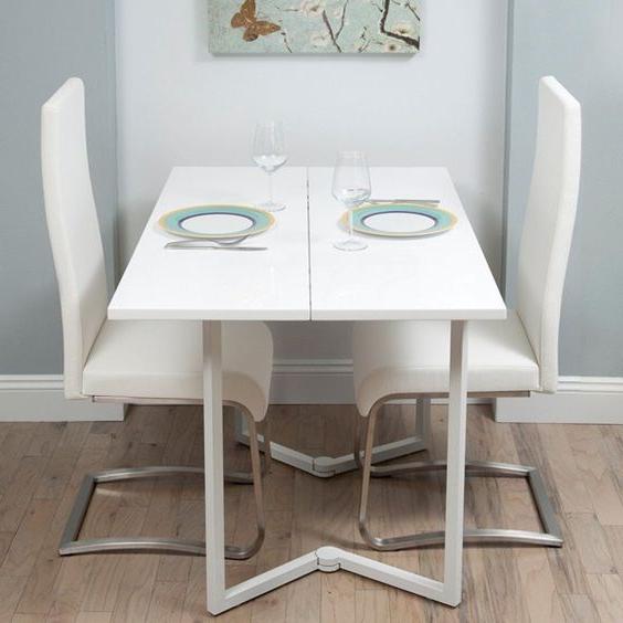 Mesas De Cocina Abatibles 9ddf 12 Diseà Os De Cocinas Con Mesas Plegables Para Ahorrar Espacio