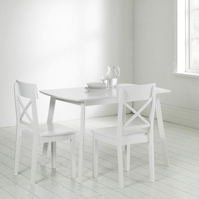 Mesas De Cocina Blancas Thdr Set De Cocina Homey 1 Mesa 4 Sillas El Corte Inglà S Hogar El