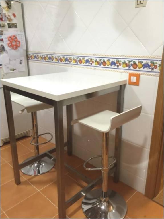 Sillas En Mesa Ikea Mesas De Cocina Gdd0 29eWHDEIY