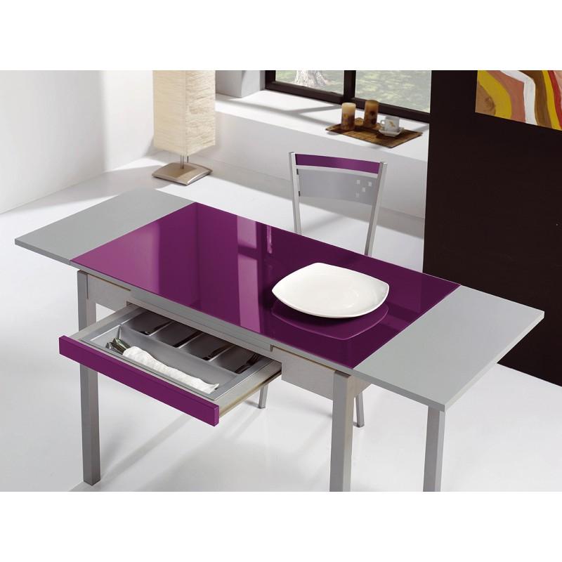 Mesas De Cocina Extensibles Baratas Gdd0 Pack Mesa De Cocina Extensible Y 4 Sillas Mod A