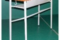 Mesas De Colegio Fmdf Mesa De Escuela Colegio Pupitre Doble Escolar Hogar Muebles Y