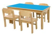 Mesas De Colegio Tqd3 Muebles Equipamiento Guarderia Material Guarderia Equipamiento