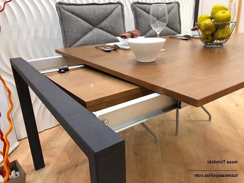 Mesas De Comedor 87dx Mesa Extensible Txindoki 150×100 Cm 150 X 100