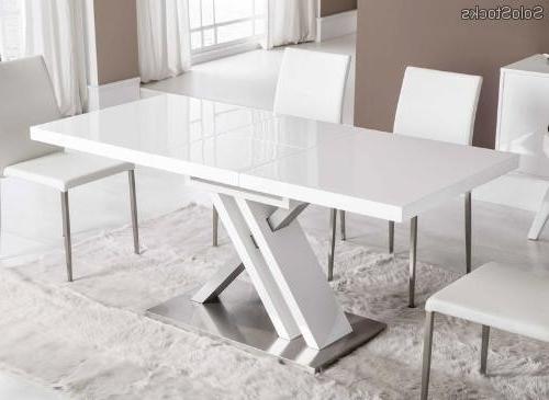 Mesas De Comedor Blancas Gdd0 Mesa De Edor Blanco Extensible Dt 16
