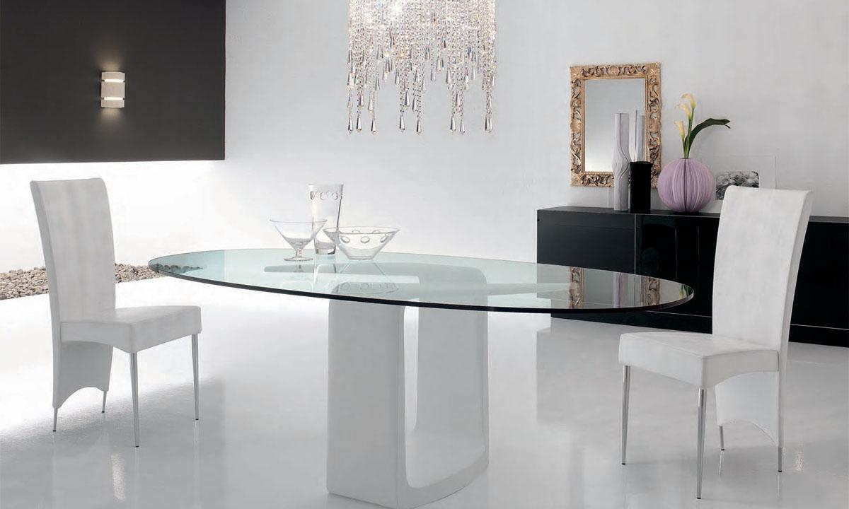 Mesas De Comedor Cristal Q0d4 Mesas De Cristal Para Edor
