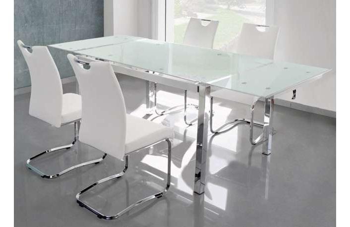 Mesas De Comedor De Cristal Extensibles 3ldq Mesas Edor Extensibles 066 141 Mco Mod 16 Muebles Boom