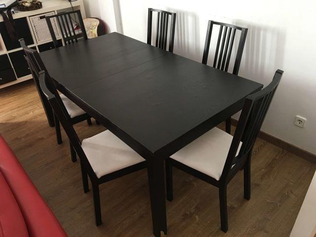 Mesas De Comedor Extensibles Ikea 4pde 28 asombroso Mesa Edor Extensible Ikea Dise O Moderno Mesas