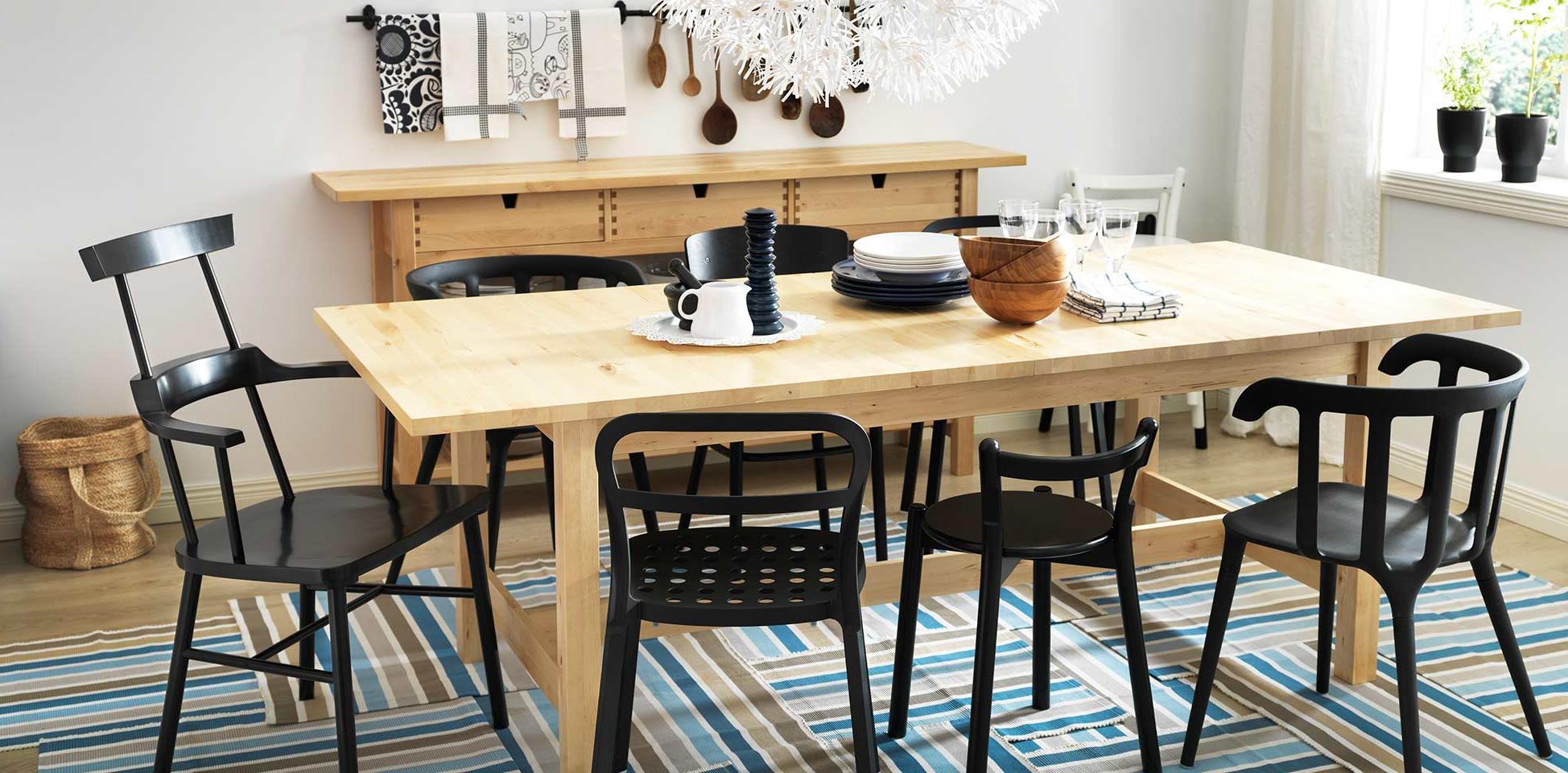 Mesas De Comedor Extensibles Ikea O2d5 Curso Aprende A Tener El Edor Siempre Listo Ikea