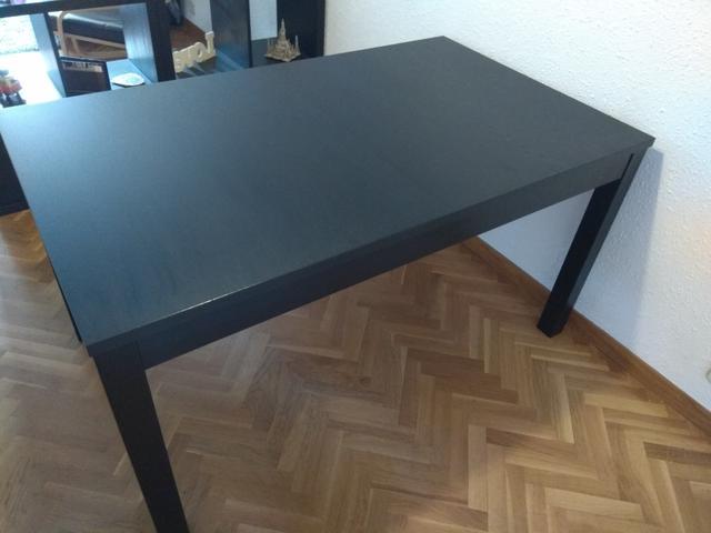 Mesas De Comedor Extensibles Ikea Y7du Mesa Edor Extensible Bjursta Ikea Nueva De Segunda Mano Por 100