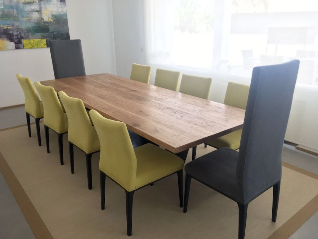 Mesas De Comedor Grandes – Sharon Leal