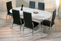 Mesas De Comedor Ovaladas E6d5 Mesa De Edor Ovalada Extensible