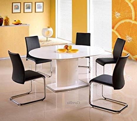 Mesas De Comedor Ovaladas J7do Mesa A Edor Ovalada Extensible L 120 Ã 160 Cm X P 120