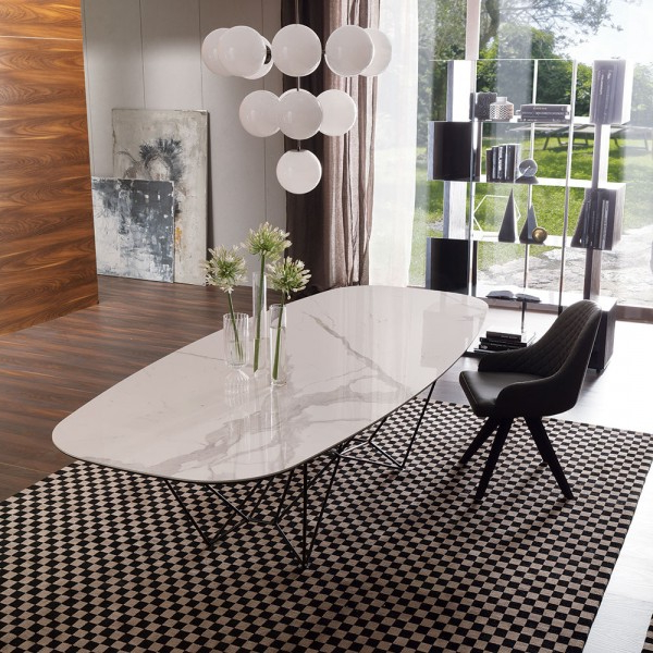 Mesas De Comedor Ovaladas Tqd3 Mesas Ovaladas Mesas Modernas Catà Logo Online De Muebles