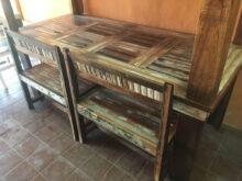 Mesas De Comedor Rusticas De Madera Zwd9 Mesa Edor Madera Reciclada Vintage Decapada Rustica 13 999 00