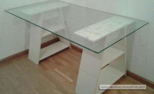 Mesas De Cristal Ikea Thdr Mesa Ikea Escritorio Cristal Modelo Love De Segunda Mano Por 100