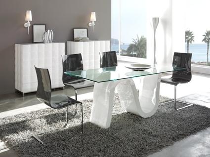 Mesas De Cristal Para Comedor D0dg Mesas De Vidrio Para El Edor Decoracià N De Interiores Y