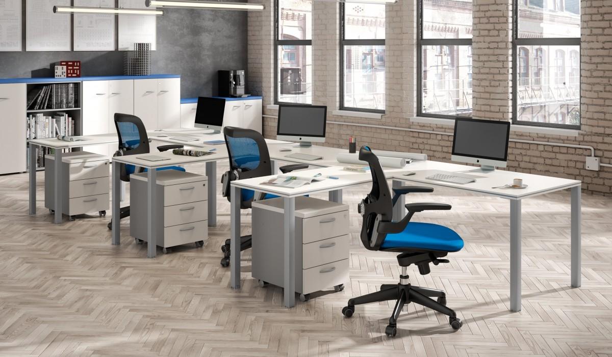 Mesas De Despacho Baratas S5d8 Mesas De Oficina Baratas Space