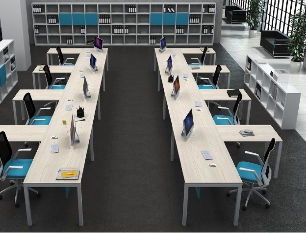 Mesas De Despacho Baratas Zwd9 Mesas Oficina Malaga Sellcvv