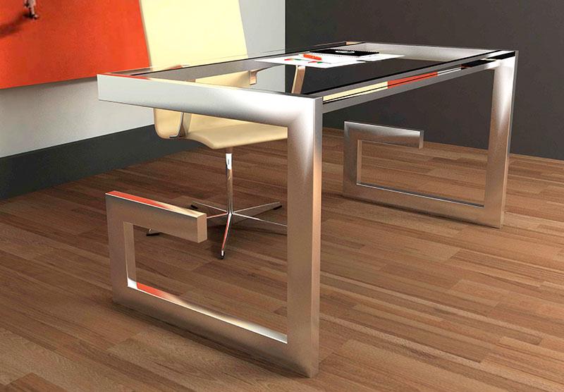 Mesas De Despacho Modernas S5d8 Mesas De Despacho Modernas Muebles De Diseà O