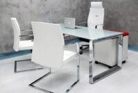 Mesas De Despacho Nkde 3 Mesas De Despacho De Cristal De Diseà O Para Despachos