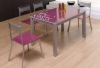 Mesas De Diseño De Cristal U3dh Mesas De Cocina De Diseà O Encantador Alu 4 EconMica Mesa De Cristal