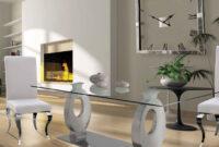 Mesas De Diseño De Cristal U3dh Nuevo Mesas De Edor De Cristal De Diseà O solo Otra Idea De