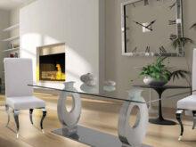 Mesas De Diseño De Cristal