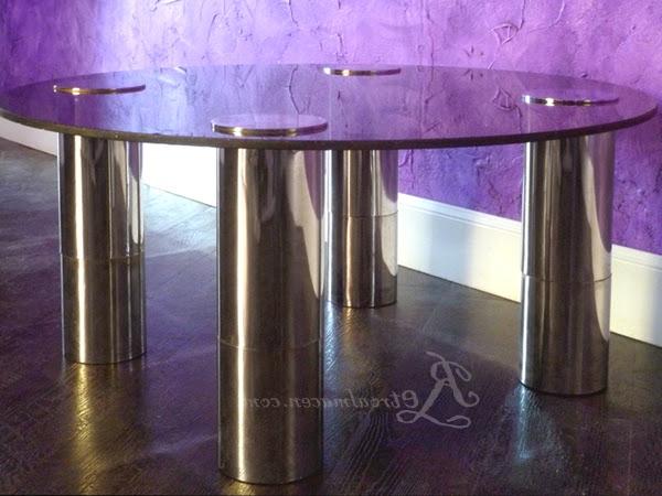 Mesas De Diseño De Cristal U3dh Retroalmacen Tienda Online De Antigà Edades Vintage Y Decoracià N