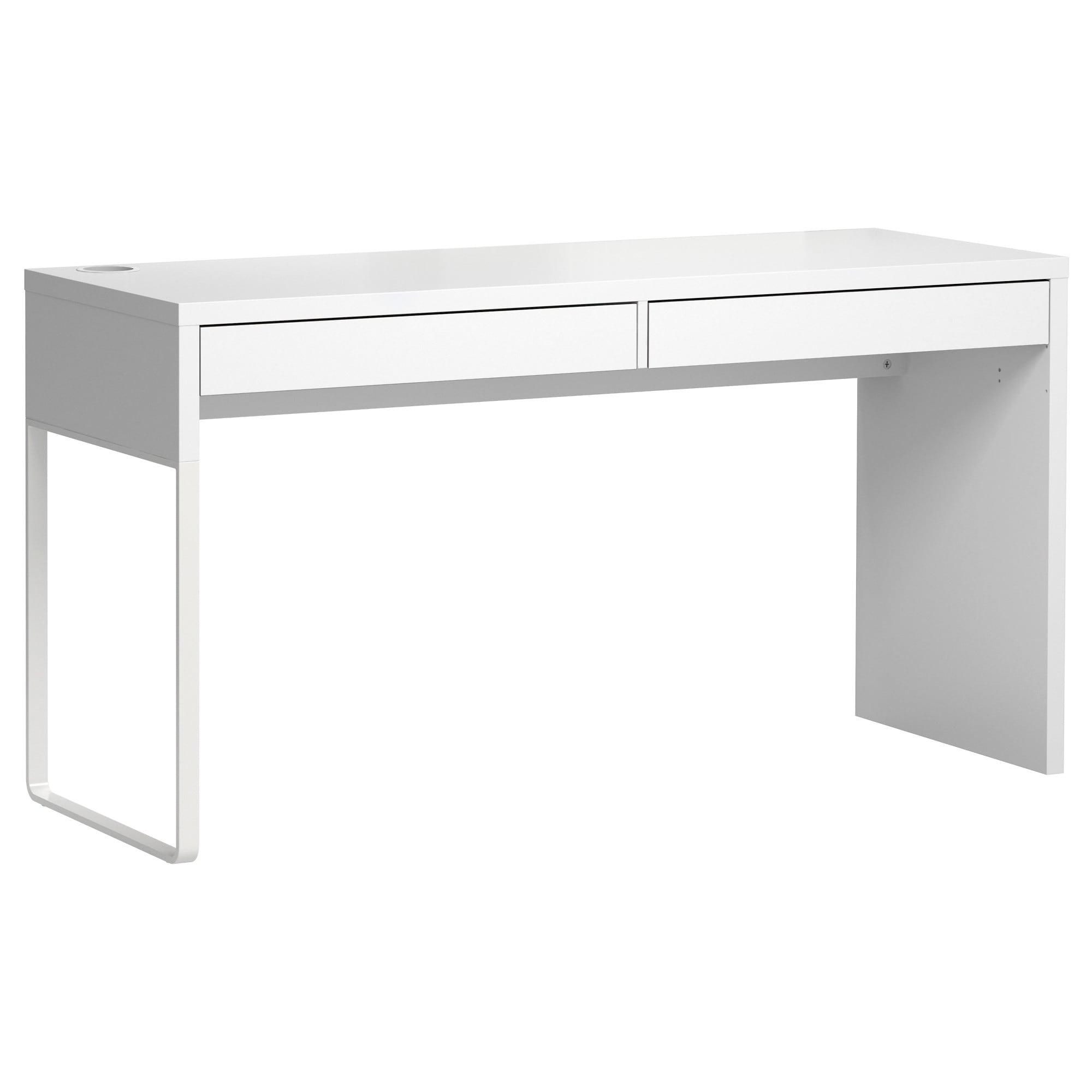 Mesas De Escritorio Ikea S5d8 Micke Escritorio Blanco 142 X 50 Cm Ikea