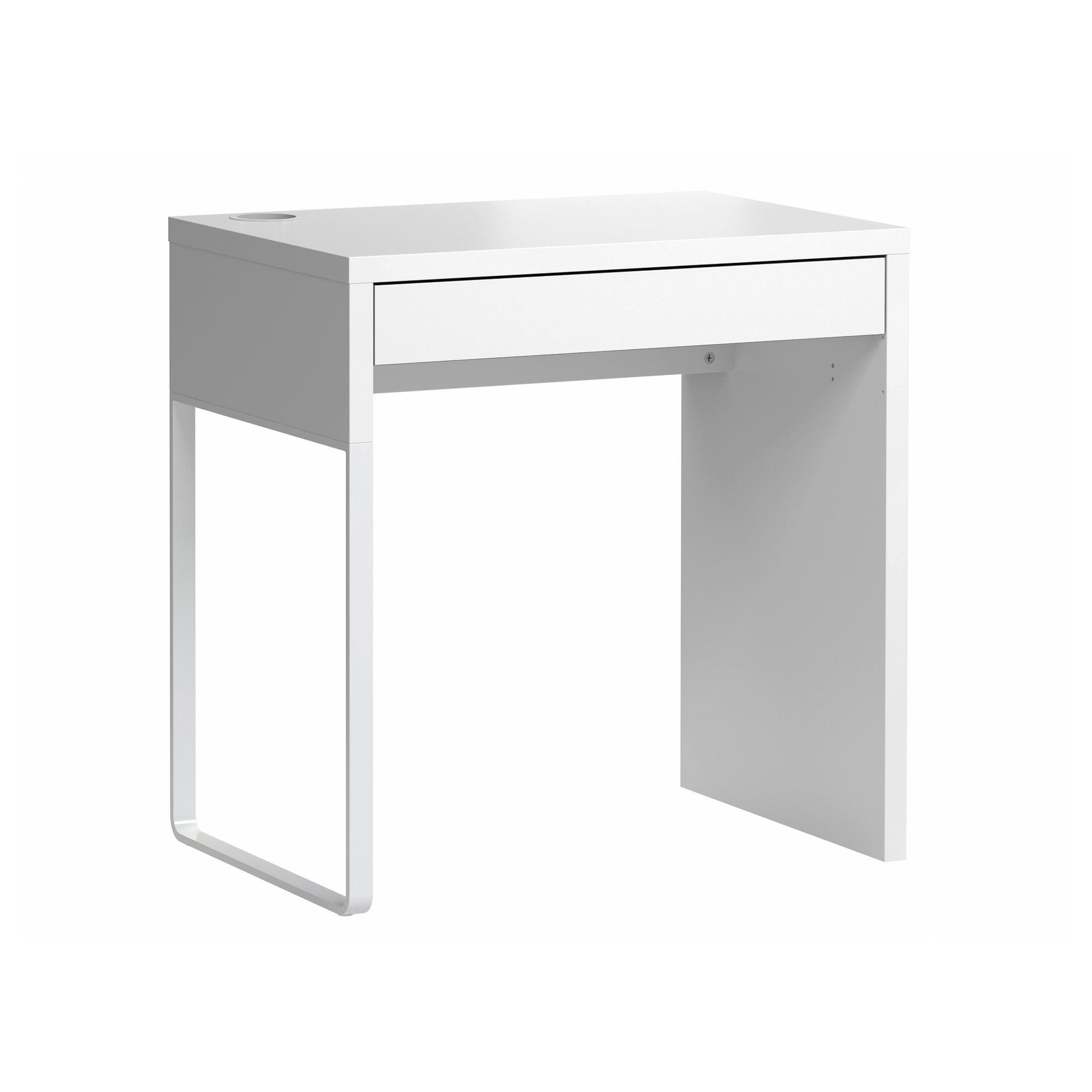 Mesas De Estudio Ikea S5d8 Micke Escritorio Blanco 73 X 50 Cm Ikea