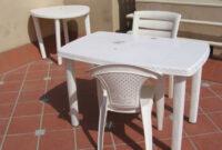 Mesas De Jardin De Plastico 8ydm Limpiar Mesas Y Sillas De Plà Stico Hogarmania