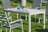 Mesas De Jardin Extensibles Q0d4 Mesa Alumino Acuario Ext De Hevea Terraza Jardà N Aluminio Online
