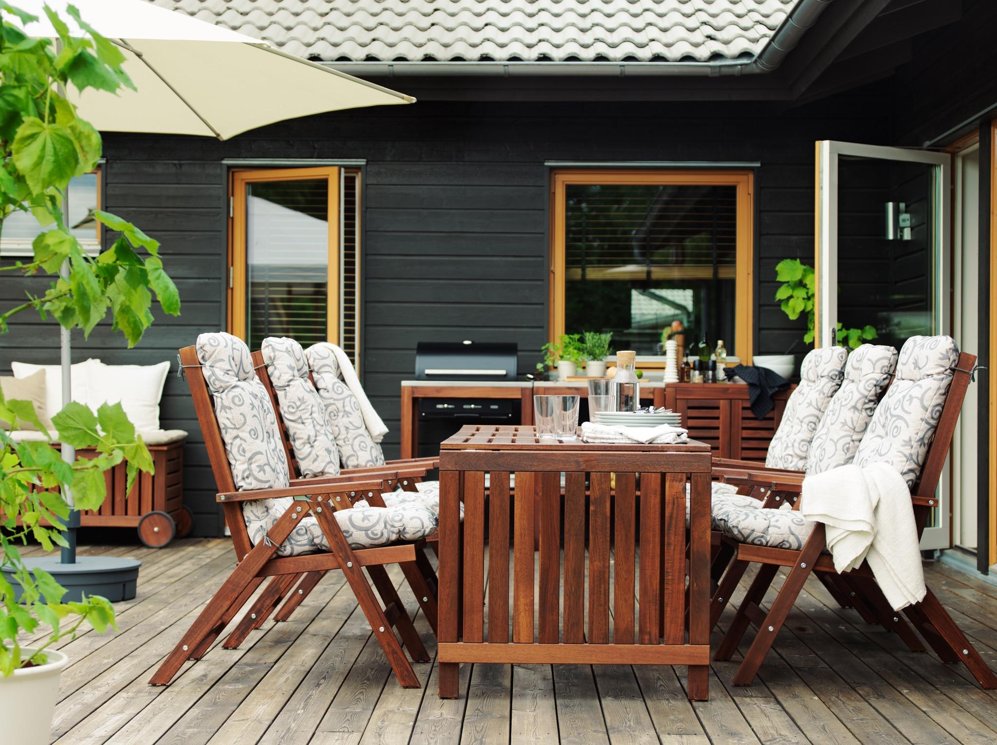 Mesas y sillas de jardin ikea sillas de jardin ikea mesas for Conjuntos de jardin ikea