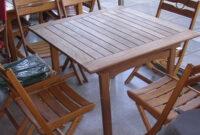 Mesas De Madera Exterior E9dx Mesas De Madera Para Exterior En Incienso Guatambu Acacia