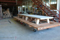 Mesas De Madera Exterior Wddj Mesas De Madera Y Granito Para Exterior O Inte Prar Muebles