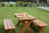 Mesas De Madera Para Jardin 9fdy Mesas De Madera Rustica El Blog De Muebles De Madera Y Jardin