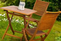 Mesas De Madera Para Jardin O2d5 Mesas Para El Jardà N Esticas Practicas Modernas