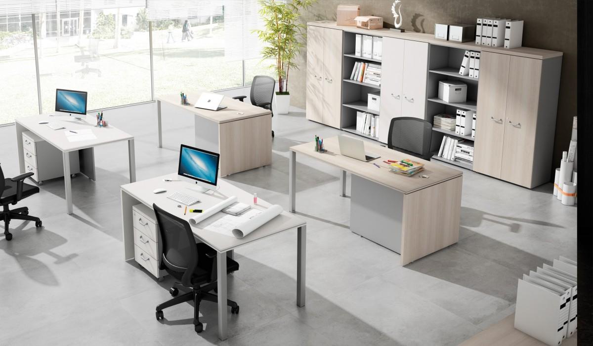 Mesas De Oficina Modernas Dwdk Mesas De Oficina Baratas Modernas Y De Diseà O Ofiprix