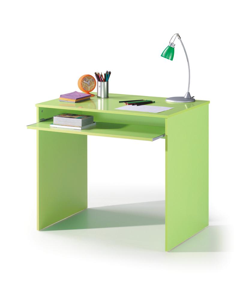 Mesas De ordenador Baratas Q0d4 Mesa ordenador Estudiante Color Verde Mesas De ordenador