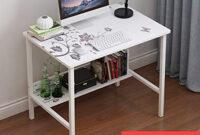 Mesas De ordenador Ikea 8ydm Mesa De ordenador Escritorio De Putadora Mesa De