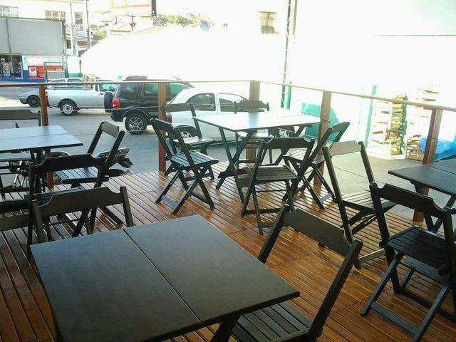 Mesas De Restaurante Q5df Conjunto Mesas De Madeira Para Bar E Restaurante MÃ Veis Centro