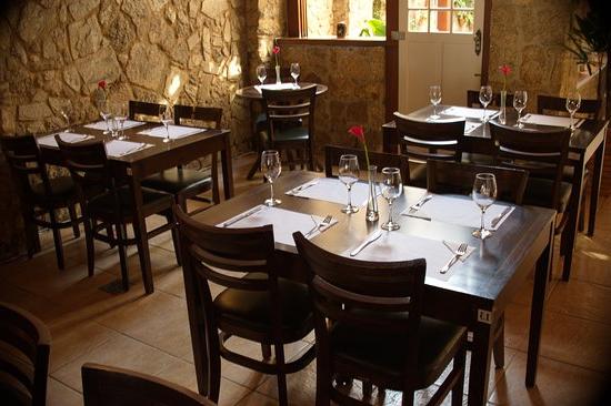 Mesas De Restaurante Qwdq Montagem Das Mesas Picture Of Giava S Restaurante Paraty