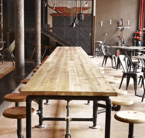 Mesas De Restaurante U3dh 15 Ideas Para Mesas De Restaurante Ideasparadecorar